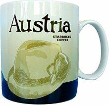 Starbucks Kaffeebecher Kaffee City Mug Tee Tasse