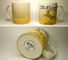 Starbucks Kaffeebecher Kaffee City Mug Tee Tasse Becher Icon Series Stuttgart Deutschland Germany