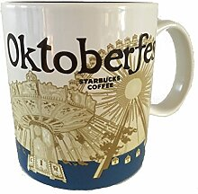 Starbucks Kaffeebecher Kaffee City Mug Tee Tasse Becher Icon Series Oktoberfest 2016 Deutschland Germany