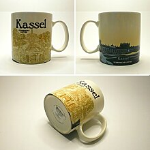 Starbucks Kaffeebecher Kaffee City Mug Tee Tasse Becher Icon Series Kassel Deutschland Germany