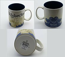 Starbucks Kaffeebecher Kaffee City Mug Tee Tasse Becher Icon Series Oktoberfest 2017 Deutschland Germany