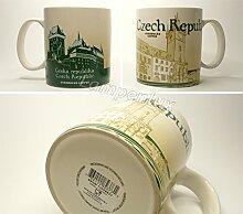 Starbucks Kaffeebecher Kaffee City Mug Tee Tasse Becher Icon Series Tschechien Czech Republica