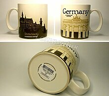 Starbucks Kaffeebecher Kaffee City Mug Tee Tasse Becher Icon Series Deutschland Germany