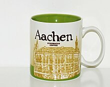 Starbucks Kaffeebecher Kaffee City Mug Tee Tasse Becher Icon Series Aachen Deutschland Germany