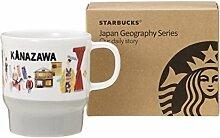 Starbucks Kanazawa Becher 2016 Japan Geography