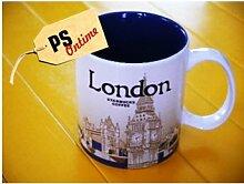 Starbucks London City Becher
