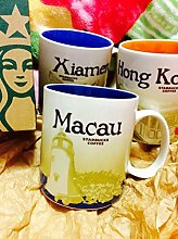 Starbucks Macau City Mug by City Mug