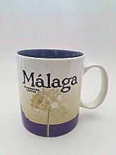 Starbucks Malaga Global Icon Serie Collection Spanien 16Oz