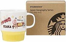 Starbucks Osaka Becher 2016Japan Geographie