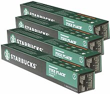 Starbucks Pike Place Roast Kaffee, 4er Set, Lungo,