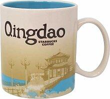 Starbucks Qingdao Global Icon Series-Becher China