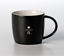 Starbucks reservetm Becher/Tasse, Schwarz, 237ml/8FL OZ
