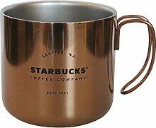 Starbucks Royal Cooper Kupfer Est. 1971 Mug Becher