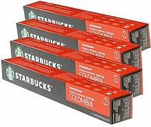 Starbucks Single Origin Colombia Kaffee, 4er Set,
