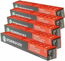 Starbucks Single Origin Colombia Kaffee, 5er Set,