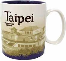 Starbucks Taipei Taiwan Global Icon Series-Becher