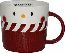 Starbucks Tasse Winter Collection Snowmen Mug Weihnachten Xmas
