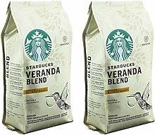 Starbucks Veranda Blend Kaffee, 2er Set, Blonde