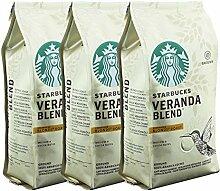 Starbucks Veranda Blend Kaffee, 3er Set, Blonde