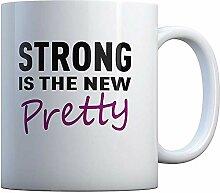 Stark Ist Die Neue Hübsche Kaffeetasse,Die Große