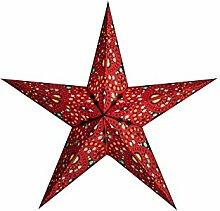 Starlightz Diwali Red Beleuchteter Stern