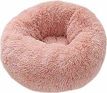 Starmood Rund Kissen Haustier Matte Plüsch Donut