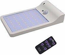 Starnearby Aussenlampe mit Bewegungsmelder 48 LED