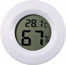 starnearby Mini LCD Digital Thermometer Hygrometer