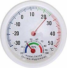 Starnearby Mini-Thermometer und Hygrometer in