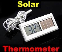 starnearby trinkbar solarbetrieben Digital LCD