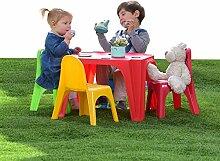 Starplast Kinder Sitzgruppe Kindertisch