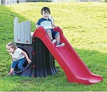 STARPLAY Kinder Baumhaus mit Rutsche Kinderrutsche