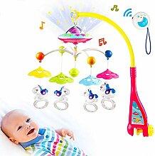 starshop Baby Musik Crib Mobile Mit