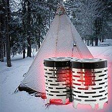 starter Campingkocher, Holzofen/Backpacking Herd,
