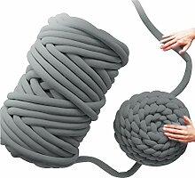 starter Handgestrickte Core Yarn - Runde Tuch