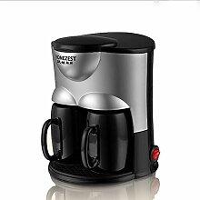 Startseite Automatische Kaffeemaschine Doppel