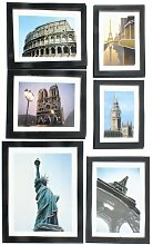Startseite Room Decor 6 in 1 Colosseum Pictures 3D