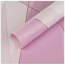 Stationery Einwickelpapier 60 * 60CM geometrisches