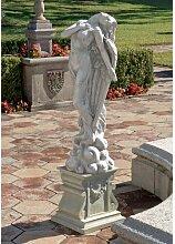 Statue Aufsteigender Engel Design Toscano