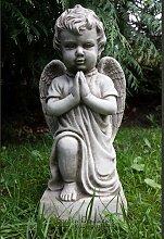 Statue Betender Engel Lloyd Happy Larry