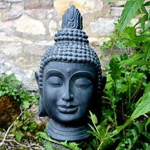 Statue Buddha Head House Additions