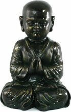 Statue Child Buddha House Additions
