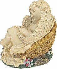 Statue Engel beim Mittagsschläfchen Design Toscano