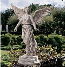 Statue Engel der Geduld Design Toscano