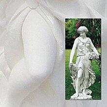 Statue Garten Frühling cm150h in verschiedenen Farben antichizzata