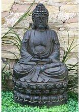 Statue Meditating Sitting Buddha House Additions