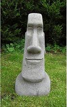 Statue Moai Acle Garten Living