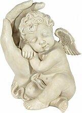 Statue Schlafender Engel Maison Alouette