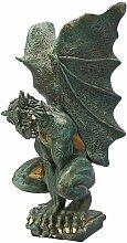 Statue Talisman, Wasserspeier der Eklipse Design