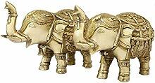 StatueStudio vzi003Messing Skulptur Elefant